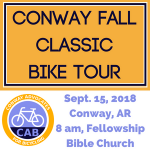 Conway Fall Classic 2018