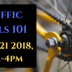Traffic Skills 101 Conway Advocates for Bicycling April 2018
