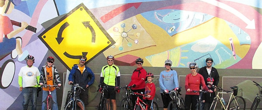 CAB Promotes Bicycle Education
