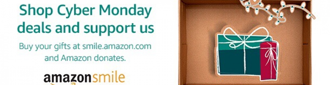 Support CAB on Cyber Monday with Amazon Smile